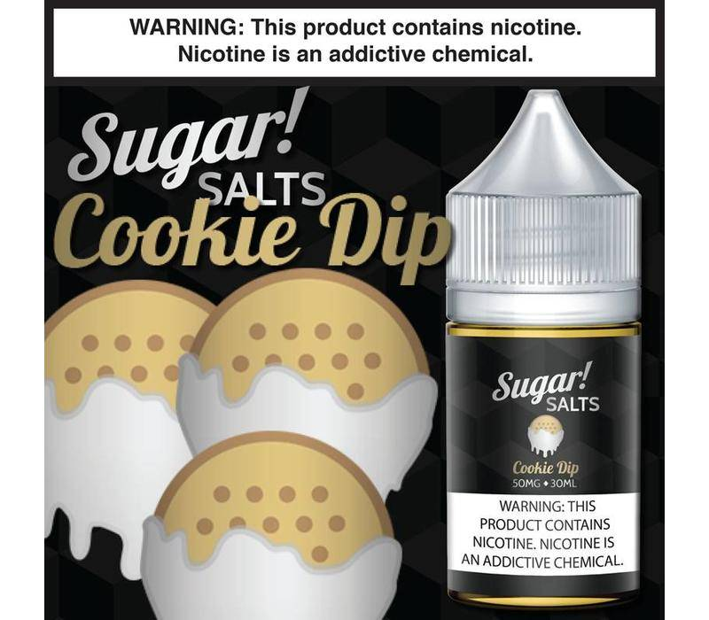 Sugar Salts COOKIE DIP by Sugar Salts