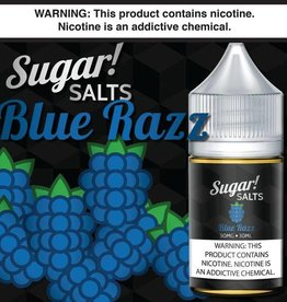 Sugar Salts BLUE RAZZ by Sugar Salts