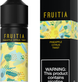 Fresh Farms Pineapple Citrus Twist by Fruitia