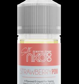 STRAWBERRY POM by Nkd 100 Salt