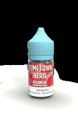 RED DREAM SALTED 30 mL by Hometown Hero