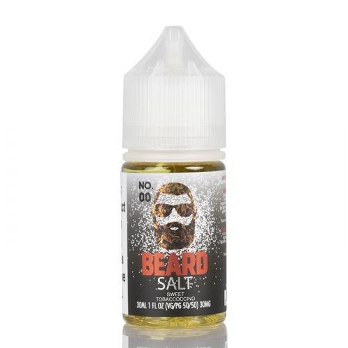 Beard NO. 00 by Beard Vape Co Salts