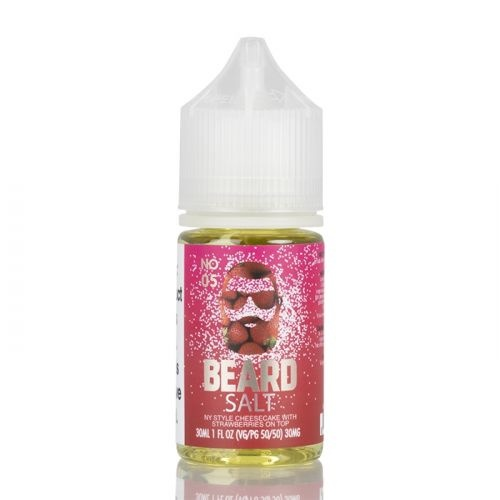Beard NO. 05 by Beard Vape Co Salts