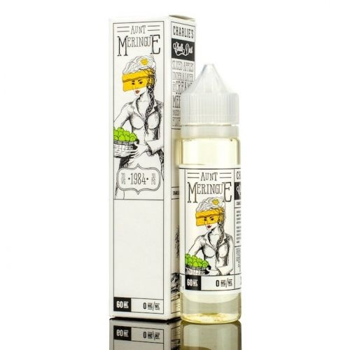 AUNT MERINGUE by Charlie's Chalk Dust