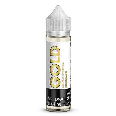 Apple Cream Custard by Gold