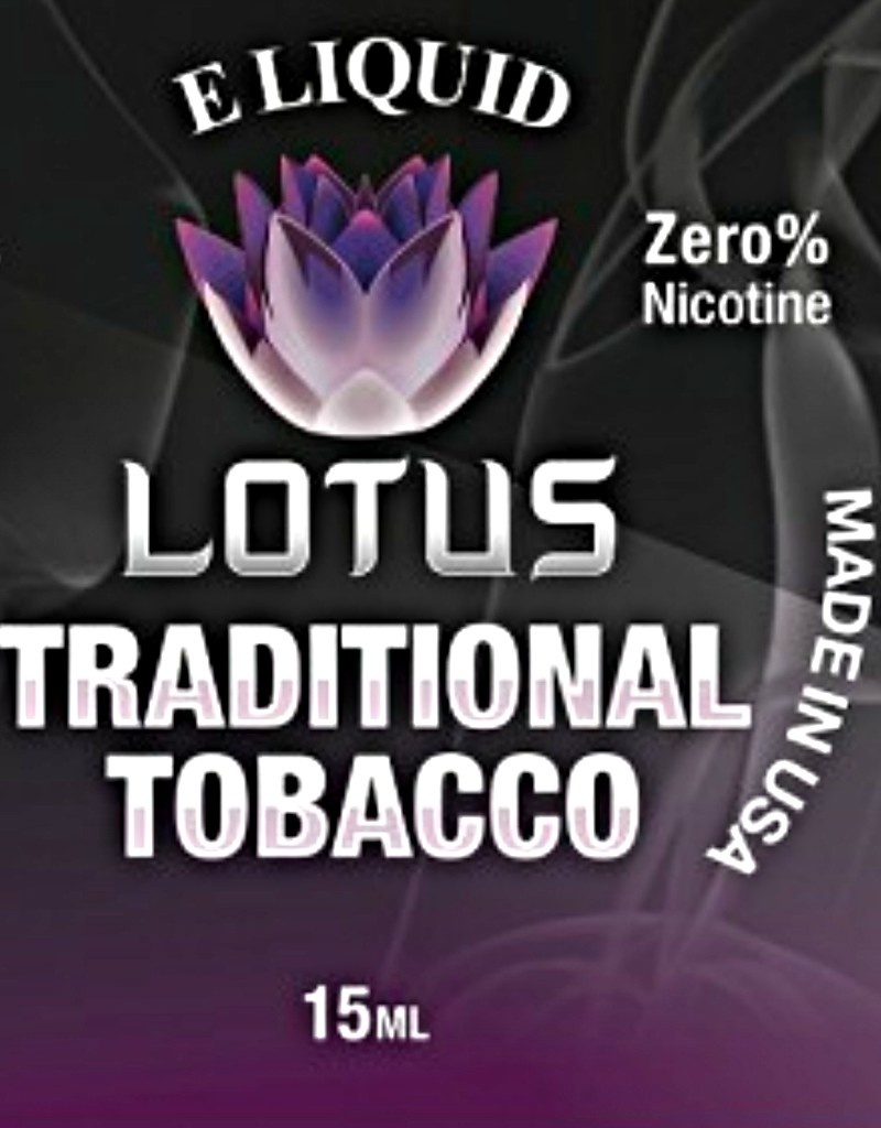 TRADITIONAL TOBACCO by Lotus