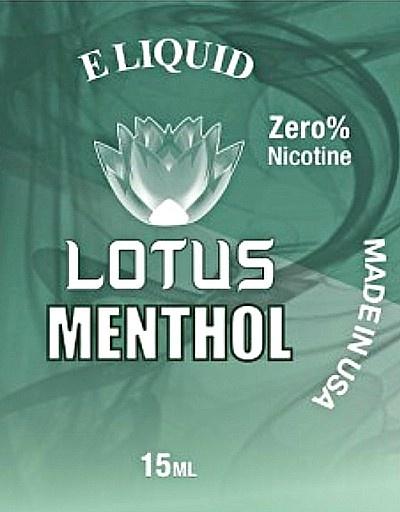 MENTHOL by Lotus