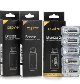 Aspire Breeze/Breeze 2 Replacement Coils