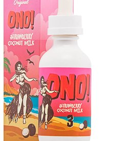 STRAWBERRY COCONUT MILK by ONO