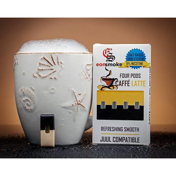 Caffee Latte by Eonsmoke
