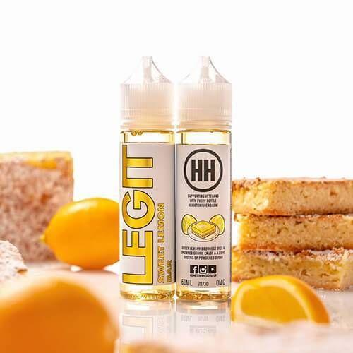 Lemon Bar by LEGIT