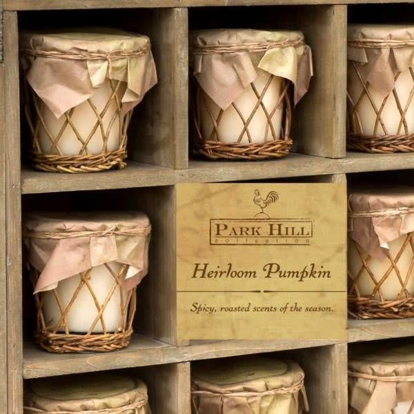 Heirloom Pumpkin Candle PH320