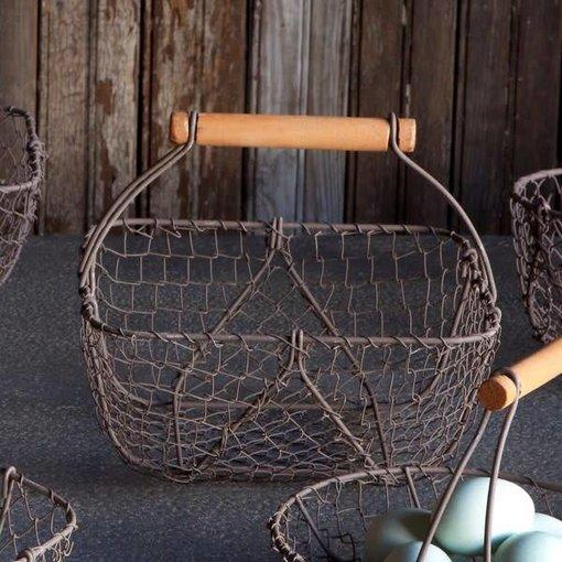 Park Hill Square Wire Basket DM1169