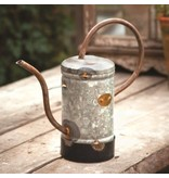 Park Hill Galvanized Metal Petite Watering Can ZE4182