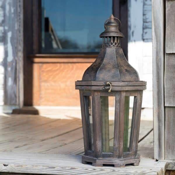 Hillcrest Terrace Lantern YF1766