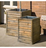 Park Hill Shuttered Planter Box Medium YF2711N