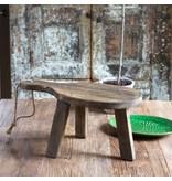 Park Hill Oblong Wooden Cheese Board Riser