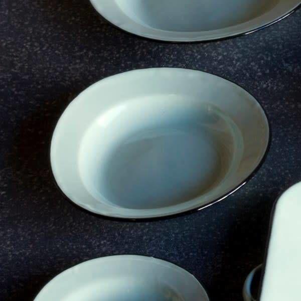 Enamelware Salad Plate FE2057