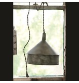 Park Hill Metal Funnel Pendant Light