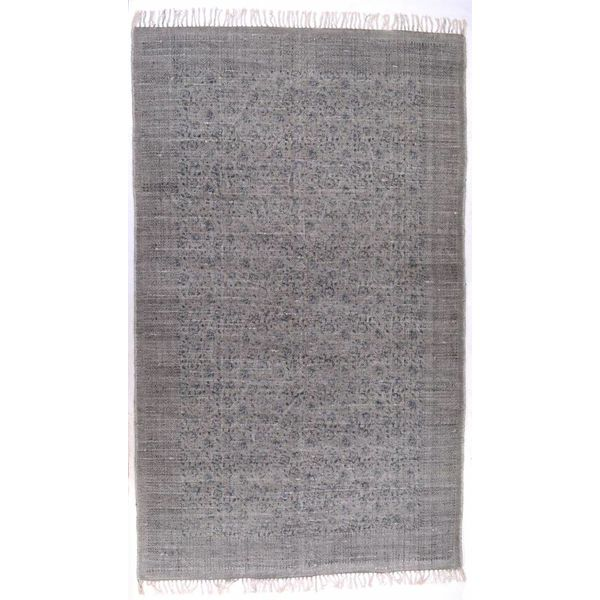 Four Hands Flatweave Faded Print Rug 5'x8'