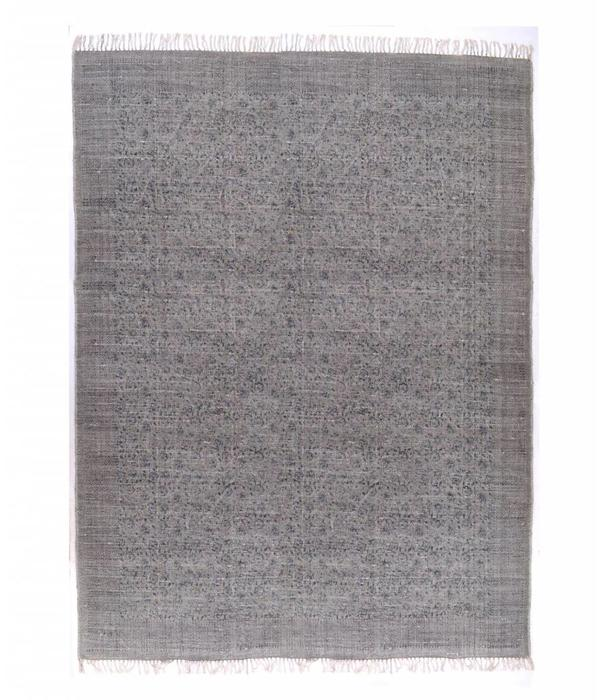 Four Hands Four Hands Flatweave Faded Block Print Rug 9'x12'