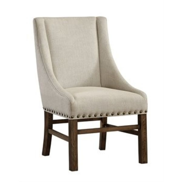 Medium Brown Chatter Accent Dining Chair 13650