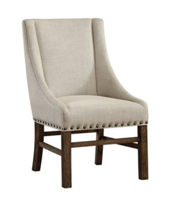 Coast to Coast Medium Brown Chatter Accent Dining Chair 13650