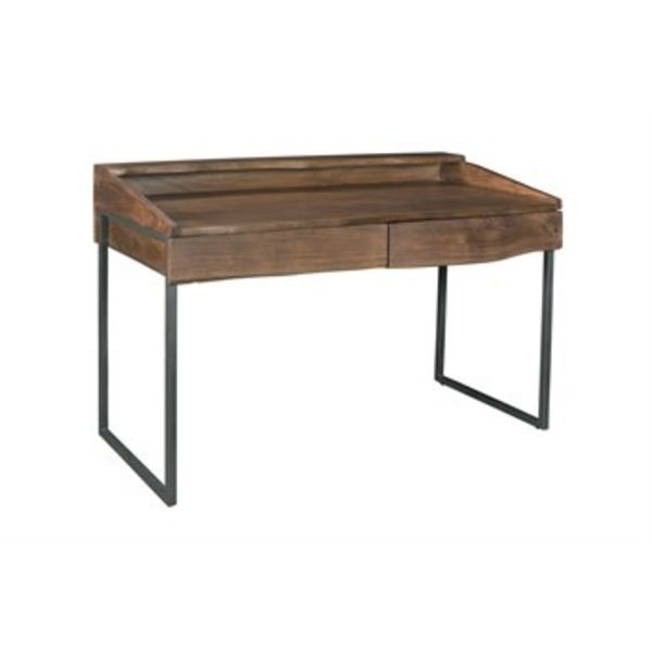 2 Drawer Writing Desk Sandia Brown 98221