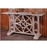 Pacific Colombus Sofa Table
