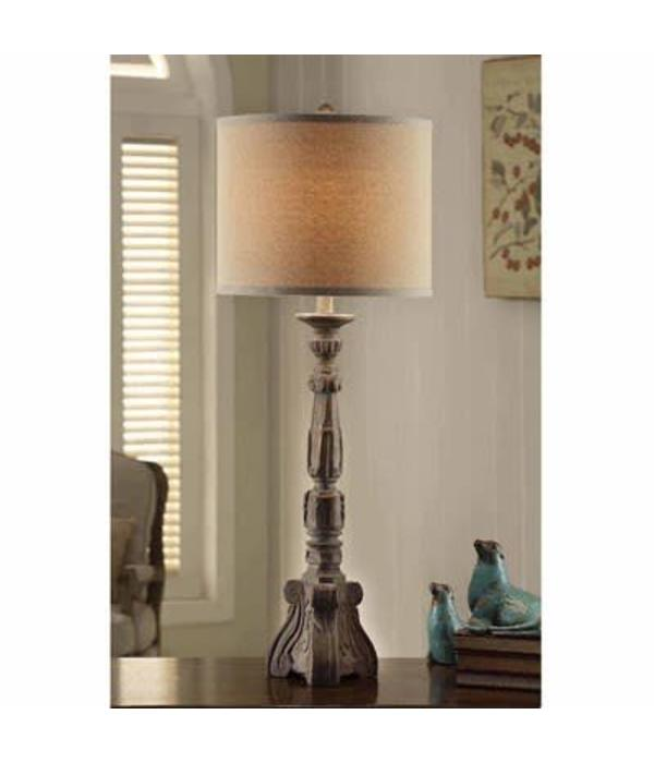 Crestview Parisian Table Lamp