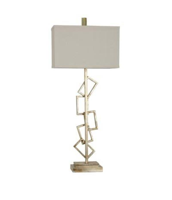 Crestview Temple Table Lamp