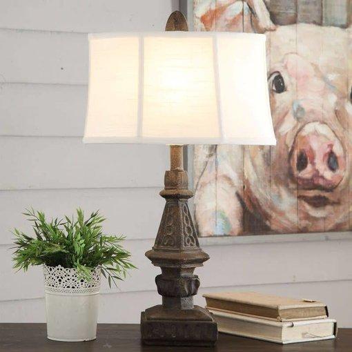 Crestview Clara Table Lamp CVAVP950