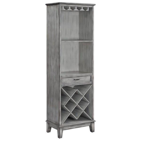 Napa Tall 1 Door Wine Cabinet CVFZR3693