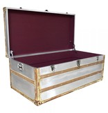 Moe's Home Collection Steamer Trunk Coffee Table HU-1119-30