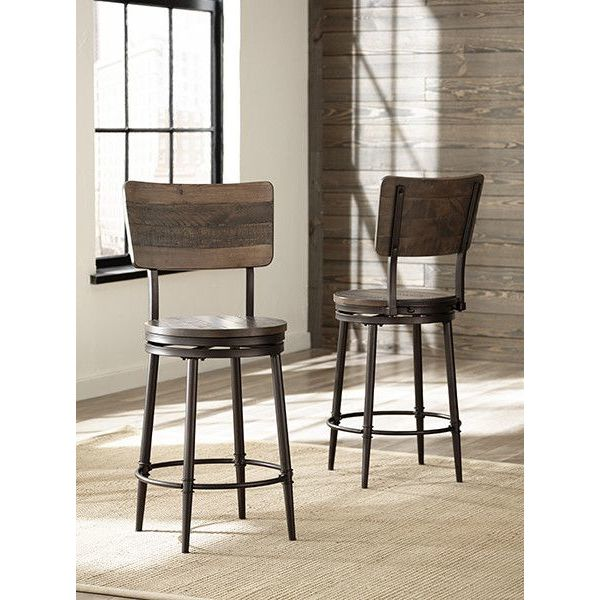 Jennings Swivel Counter Stool 4022-826