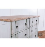 Fox & Roe Ava French Provincial 6 Drawer Dresser