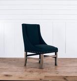 Fox & Roe Rachel Dining Chair Auro 108 Dark Gray
