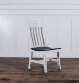 Farmhouse by Head Springs Depot Farmhouse Curved Back Dining Chair