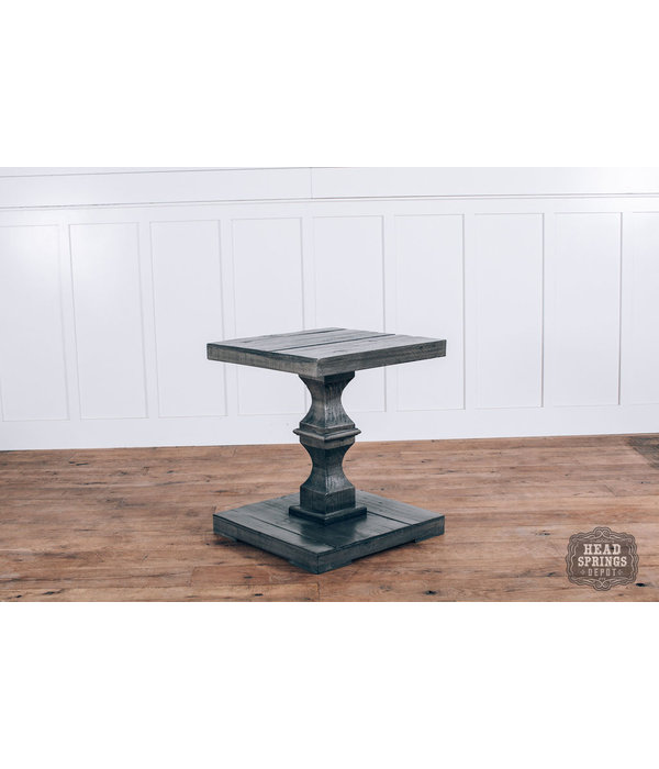 Farmhouse by Head Springs Depot Farmhouse Allura End Table Aspen Gray MIC-ALL-END