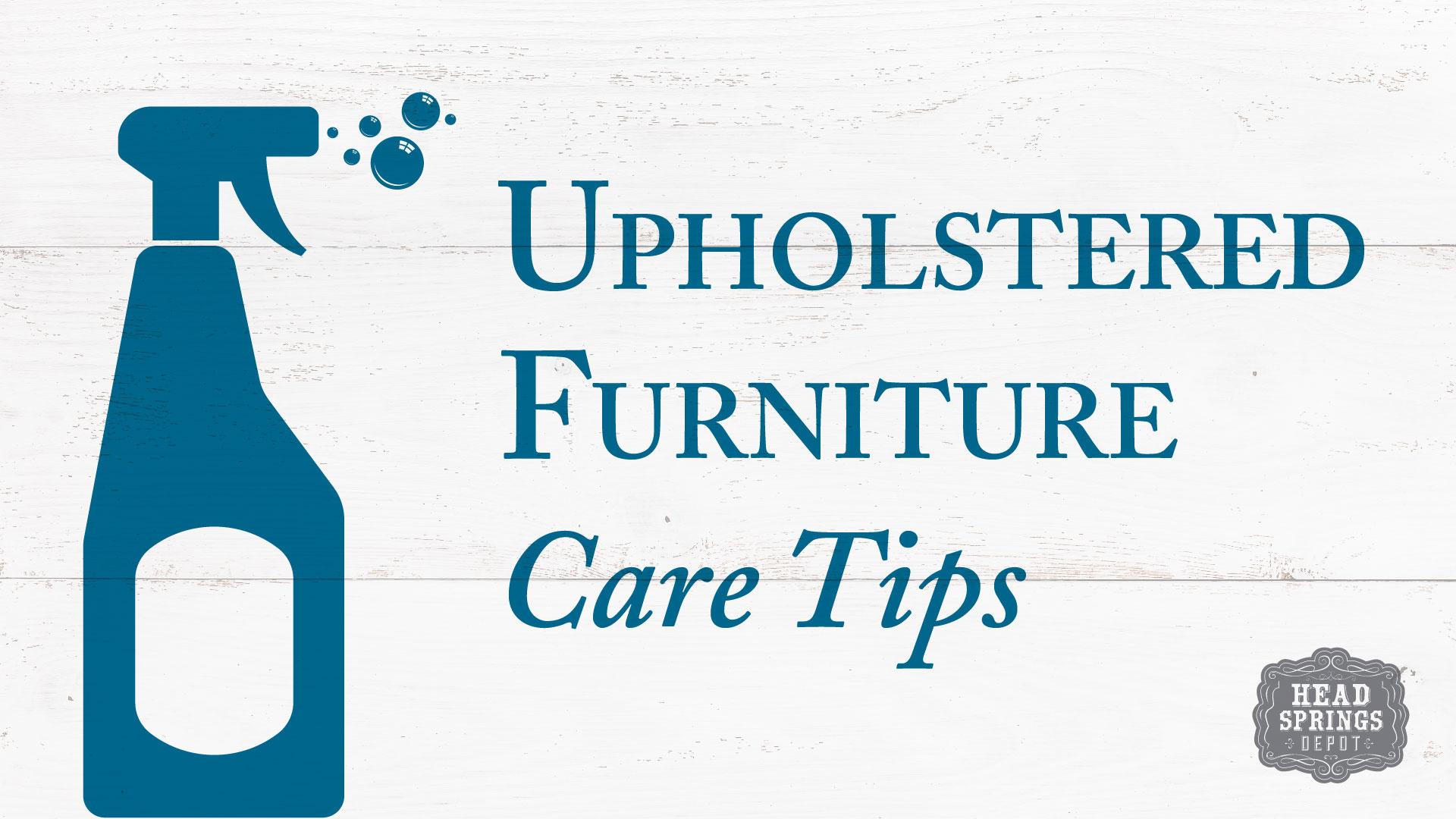 5 Tips to Make Your Upholstered Furniture Last Longer