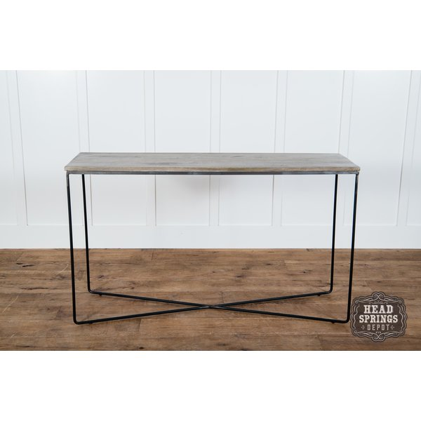 KW Console Table - Salvage Natural