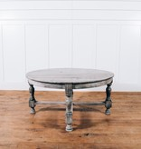 Farmhouse by Head Springs Depot Farmhouse Tiffany Coffee Table Granite Finish MIC-681-CT