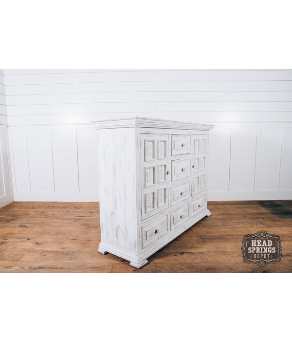 Farmhouse by Head Springs Depot Farmhouse Chalet Dresser