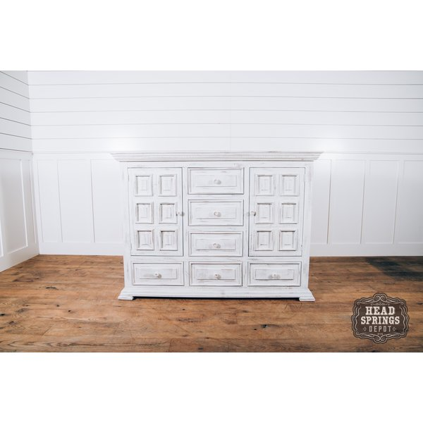 Farmhouse Chalet Dresser