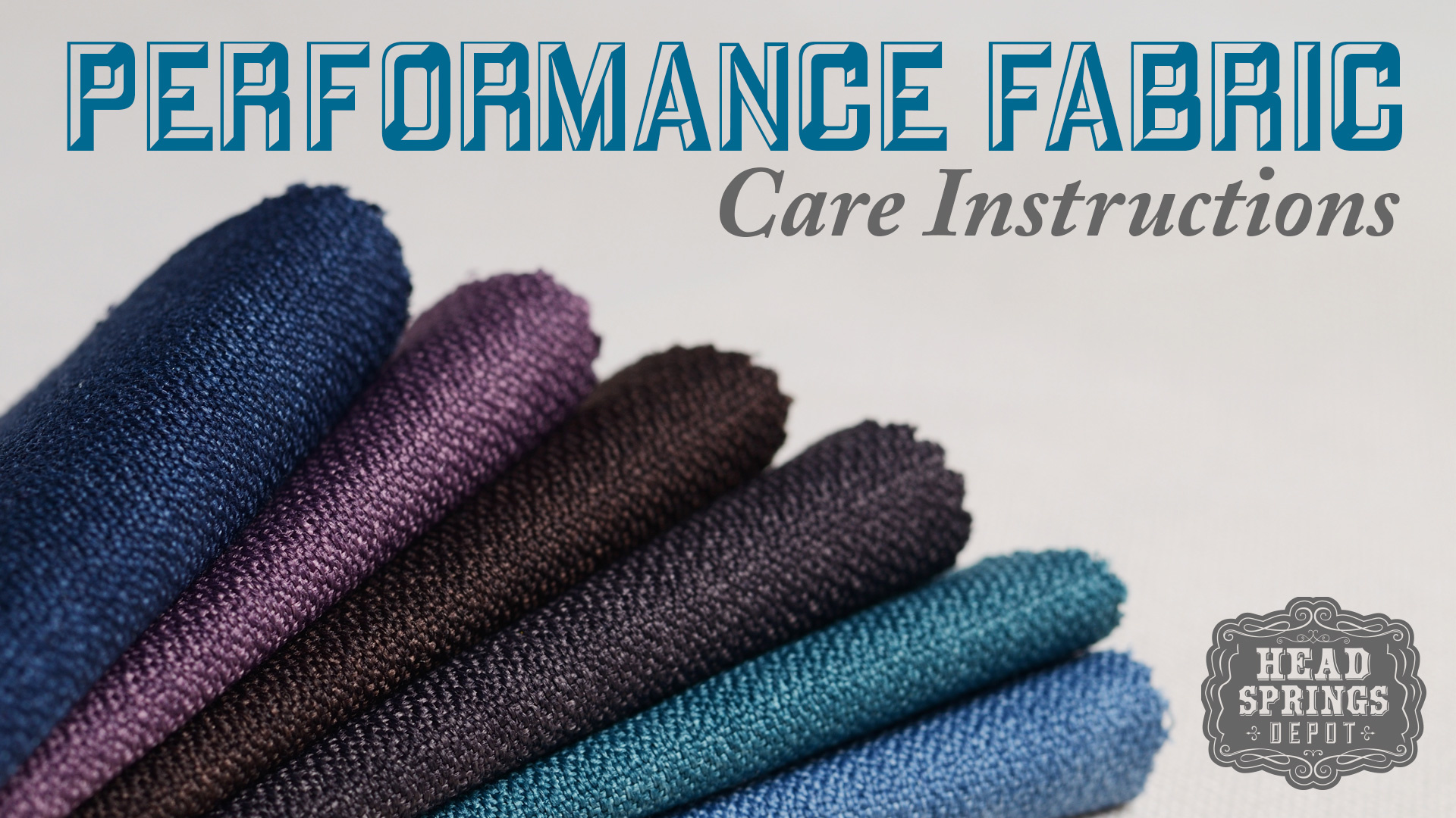 Top 4 Performance Fabrics for Upholstered Furniture