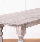 Farmhouse by Head Springs Depot Farmhouse Tiffany Sofa Table Granite