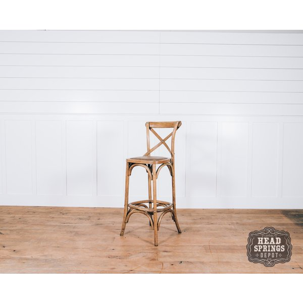 Cross Back Bar Stool EFS81571