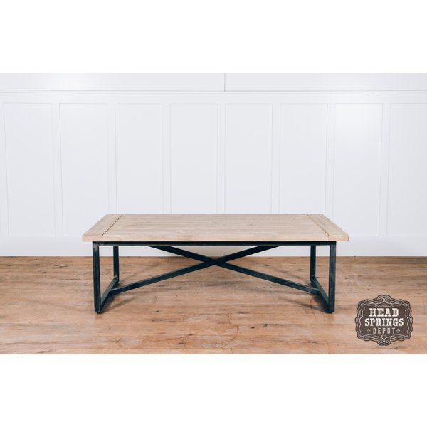 Axel Coffee Table WB Vintage / Natural