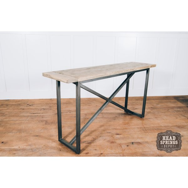 Axel Console Table WB Vintage / Natural