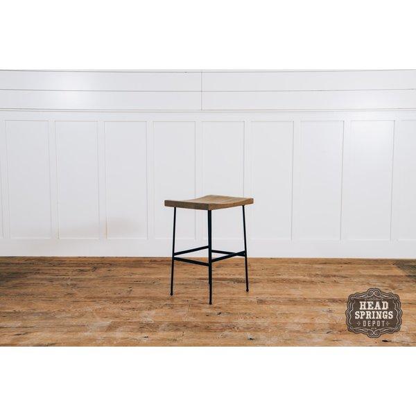 Lido Counter Stool Light French Gray